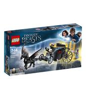 KLOCKI LEGO HARRY POTTER UCIECZKA GRINDELWALDA 75951