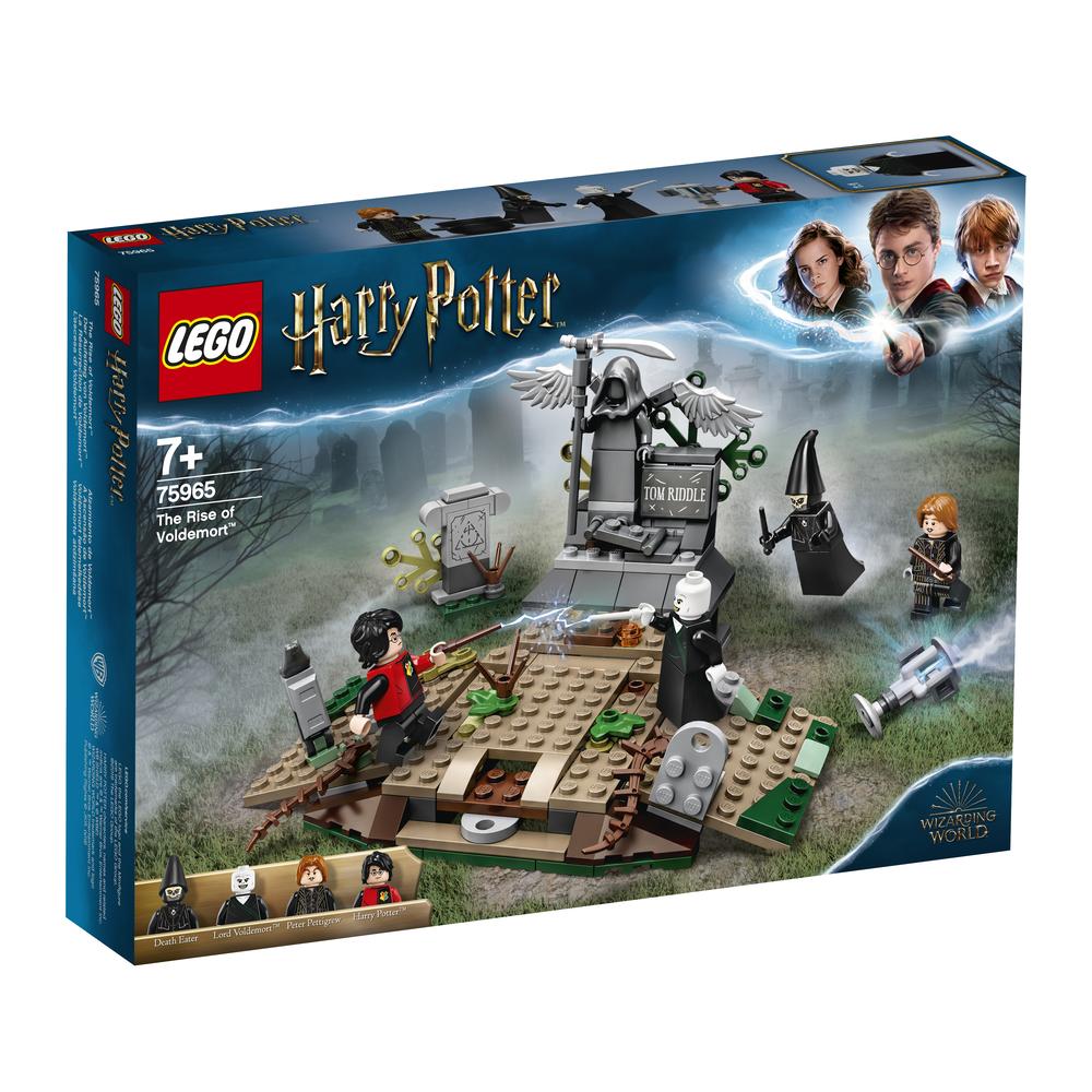 LEGO HARRY POTTER POWRÓT VOLDEMORTA™ 75965