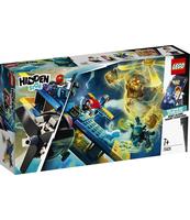 KLOCKI LEGO HIDDEN SIDE SAMOLOT KASKADERSKI EL FUEGO 70429