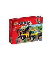 KLOCKI LEGO JUNIORS CIĘŻARÓWKA DO ROBÓT DROGOWYCH 10683