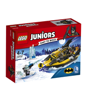 KLOCKI LEGO JUNIORS BATMAN™ KONTRA MR. FREEZE™ 10737