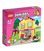 KLOCKI LEGO JUNIORS DOM RODZINNY 10686
