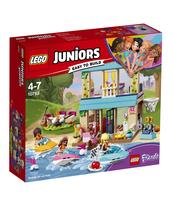 KLOCKI LEGO JUNIORS DOMEK NAD JEZIOREM STEPHANIE 10763