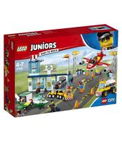 KLOCKI LEGO JUNIORS LOTNISKO 10764