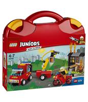 KLOCKI LEGO JUNIORS PATROL STRAŻACKI 10740