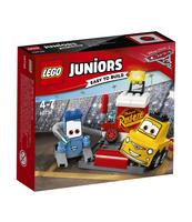 KLOCKI LEGO JUNIORS PUNKT SERWISOWY GUIDO I LUIGIEGO 10732