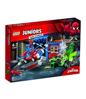 KLOCKI LEGO JUNIORS SPIDER-MAN KONTRA SKORPION 10754