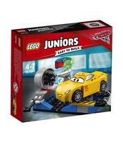KLOCKI LEGO JUNIORS SYMULATOR WYŚCIGU CRUZ RAMIREZ 10731