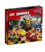 KLOCKI LEGO JUNIORS SZALONA ÓSEMKA W THUNDER HOLLOW 10744