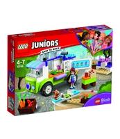 KLOCKI LEGO JUNIORS TARG EKOLOGICZNY MII 10749
