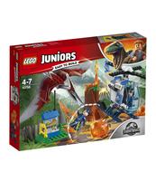 KLOCKI LEGO JUNIORS UCIECZKA PRZED PTERANODONEM 10756