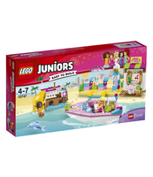 KLOCKI LEGO JUNIORS WAKACJE NA PLAŻY 10747