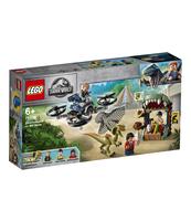 KLOCKI LEGO JURASSIC WORLD™ DILOFOZAUR NA WOLNOŚCI 75934