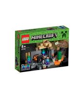 KLOCKI LEGO MINECRAFT LOCH 21119
