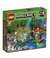 KLOCKI LEGO MINECRAFT ATAK SZKIELETÓW 21146