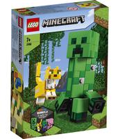 KLOCKI LEGO MINECRAFT BIGFIG CREEPER™ I OCELOT 21156