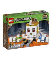 KLOCKI LEGO MINECRAFT CZASZKOWA ARENA 21145