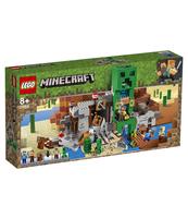 KLOCKI LEGO MINECRAFT KOPALNIA CREEPERÓW™ 21155