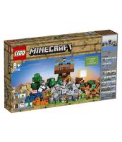 KLOCKI LEGO MINECRAFT KREATYWNY WARSZTAT 2.0 21135