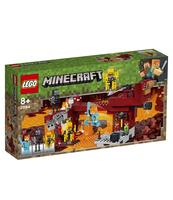 KLOCKI LEGO MINECRAFT MOST PŁOMYKÓW 21154