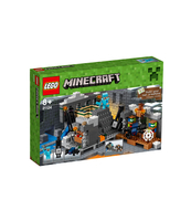 KLOCKI LEGO MINECRAFT PORTAL KRESU 21124