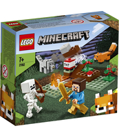 KLOCKI LEGO MINECRAFT PRZYGODA W TAJDZE 21162
