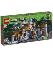 KLOCKI LEGO MINECRAFT PRZYGODY NA SKALE MACIERZYSTEJ 21147