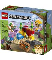 KLOCKI LEGO® MINECRAFT™ RAFA KORALOWA 21164