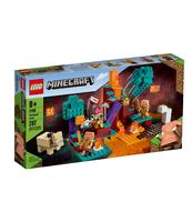 KLOCKI LEGO® MINECRAFT SPACZONY LAS (21168)