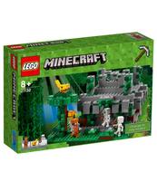 KLOCKI LEGO MINECRAFT ŚWIĄTYNIA W DŻUNGLI 21132