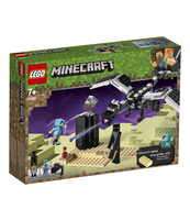 KLOCKI LEGO MINECRAFT WALKA W KRESIE 21151