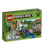 KLOCKI LEGO MINECRAFT ŻELAZNY GOLEM 21123