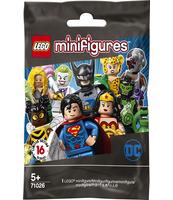 KLOCKI LEGO MINIFIGURES SERIA DC SUPER HEROES 71026