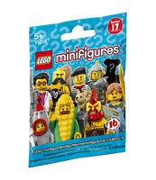 KLOCKI LEGO MINIFIGURES SERIA 17 71018