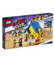 KLOCKI LEGO MOVIE DOM EMMETA/RAKIETA RATUNKOWA 70831