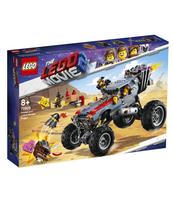 KLOCKI LEGO MOVIE ŁAZIK EMMETA I LUCY 70829