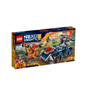 KLOCKI LEGO NEXO KNIGHTS POJAZD AXLA 70322