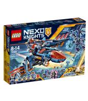 KLOCKI LEGO NEXO KNIGHTS BLASTEROWY MYŚLIWIEC CLAY'A 70351