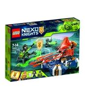 KLOCKI LEGO NEXO KNIGHTS BOJOWY PODUSZKOWIEC LANCE'A 72001