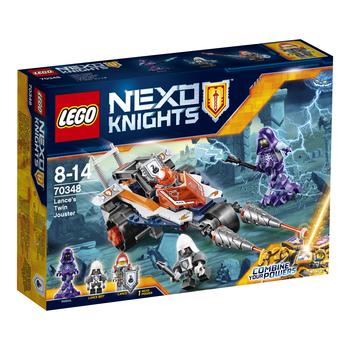 KLOCKI LEGO NEXO KNIGHTS BOJOWY POJAZD LANCE'A 70348