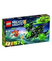 KLOCKI LEGO NEXO KNIGHTS BOMBOWIEC BERSERKERA 72003