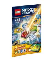 KLOCKI LEGO NEXO KNIGHTS COMBO MOC NEXO — FALA 1 70372