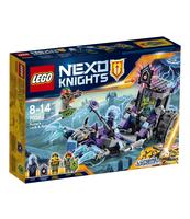 KLOCKI LEGO NEXO KNIGHTS MIAŻDŻĄCY POJAZD RUINY 70349