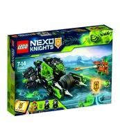KLOCKI LEGO NEXO KNIGHTS PODWÓJNY INFEKTOR 72002