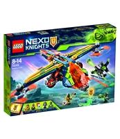 KLOCKI LEGO NEXO KNIGHTS 'X-BOW AARONA 72005