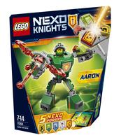 KLOCKI LEGO NEXO KNIGHTS ZBROJA AARONA 70364