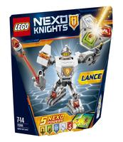 KLOCKI LEGO NEXO KNIGHTS ZBROJA LANCE'A 70366