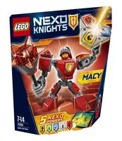 KLOCKI LEGO NEXO KNIGHTS ZBROJA MACY 70363