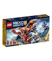KLOCKI LEGO NEXO KNIGHTSY SPADAJĄCY SMOK MACYBOTA 70361