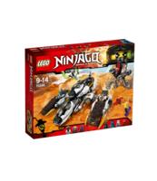KLOCKI LEGO NINJAGO NIEWYKRYWALNY POJAZD NINJA 70595